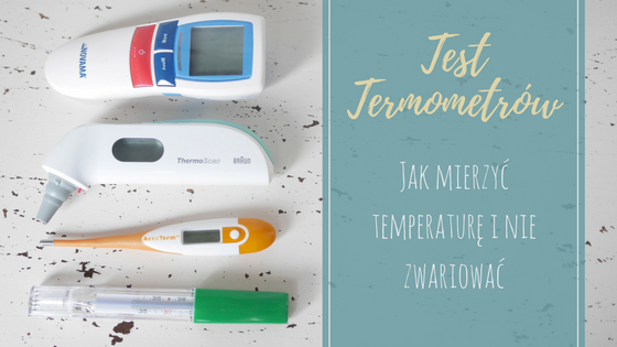 Test termometrów