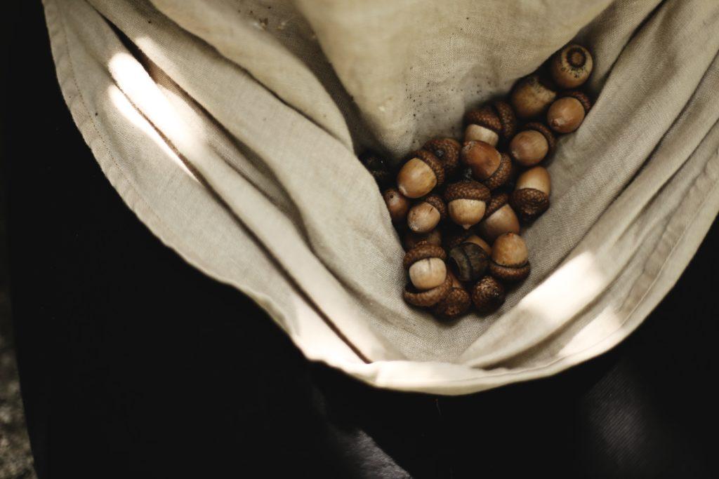 kawa żółędziówka